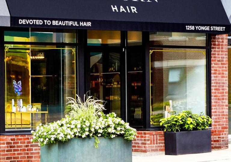 Alcorn Hair - Contact