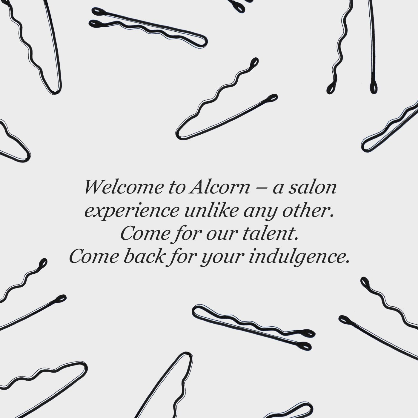 Alcorn Hair - a salon experience unlike any other