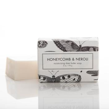 Honeycomb & Neroli Shea Bath Bar