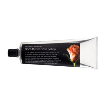 Shea Butter Rose Lotion for body, hands and face