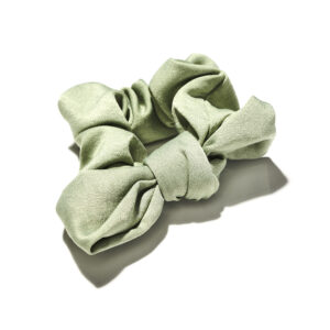 Small Bow Scrunchie Mint