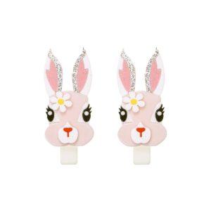 Daisy Bunny Clip Set