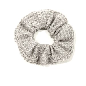 Grey Scrunchie