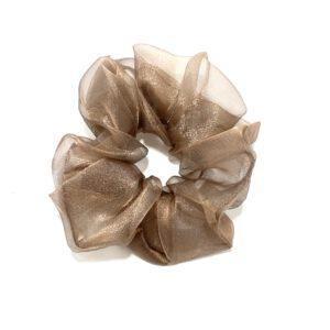 Bronze Scrunchie